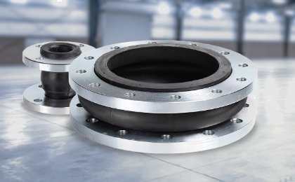 HVAC Rubber bellows Temperature & Pressure
